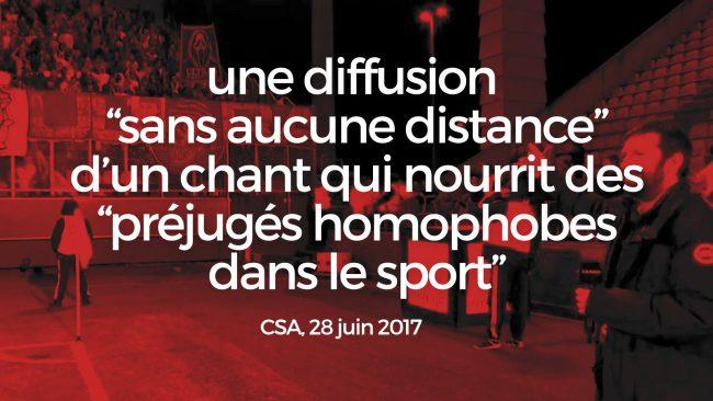 CSA homophobie